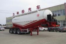 醒狮10.1米31.5吨3轴中密度粉粒物料运输半挂车(SLS9403GFL)
