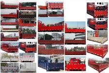 豪沃牌ZZ1117H4215F1型载货汽车图片