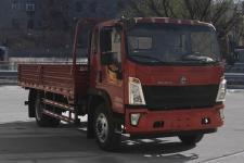 豪沃国六单桥货车160马力7995吨(ZZ1147H4215F1)
