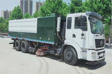 国六 东风后八轮洗扫车
