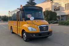 5.9米牡丹MD6590X6小学生专用校车