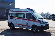 国六福特v362救护车价格