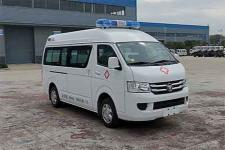国六福田G7救护车报价