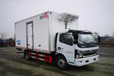 国六东风4.2米冷藏车