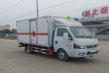 国六东风途逸2米6/3米1/3米4/3米6/3米9易燃液体厢式运输车