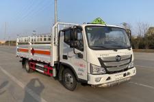 国六福田欧马可4.1米气瓶运输车