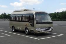 6米海格KLQ6602EV0N1A纯电动客车