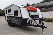 华泰宏宇达6米0.6吨2轴旅居挂车(YXF9030XLJ01)