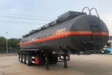 特运10.3米30.5吨3腐蚀性物品罐式运输半挂车