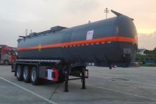 楚飞11米32.5吨3氧化性物品罐式运输半挂车