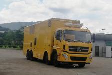 许继牌HXJ5290XDYDF6型电源车,支援抢险救灾