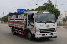 解放5米2国六气瓶运输车价格