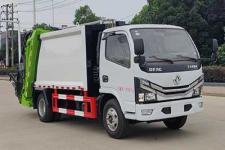 国六东风D6压缩式垃圾车价格