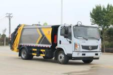 凯力风牌KLF5121ZYSE6型压缩式垃圾车