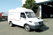 程力威牌CLW5040XLCNJ6型冷藏车