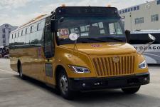 9.5米金旅XML6951J16XXC小学生专用校车