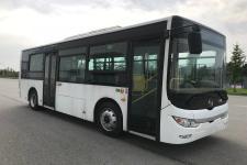 黄海牌DD6851EV8型纯电动城市客车