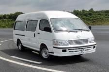 象牌SXC6520CBEV型纯电动轻型客车