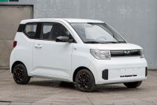 五菱牌LZW7004EVA5EBK型纯电动轿车