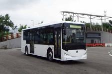 紫象牌HQK6109UBEVU7型纯电动低入口城市客车