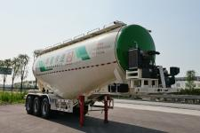 华鲁业兴牌HYX9400GFL45型中密度粉粒物料运输半挂车