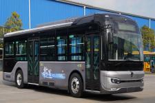 金旅牌XML6105JEVY0CB型纯电动城市客车