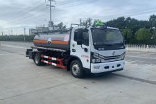 楚飞牌CLQ5120GFW6E型腐蚀性物品罐式运输车