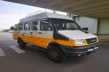 依维柯牌NJ2056XGC2G型工程车