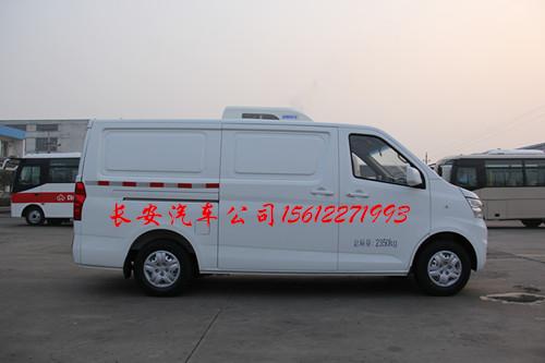 长安睿行面包式冷藏车|新闻资讯 中国汽车网