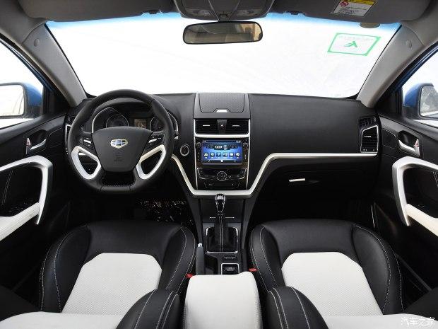 『2016款帝豪两厢RS』-售6.98 10.08万元 吉利2016款帝豪上市高清图片