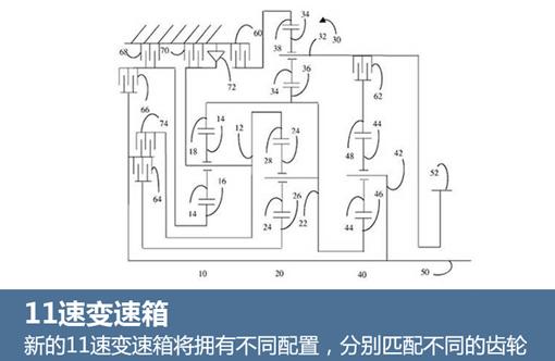 福特cd机电路图