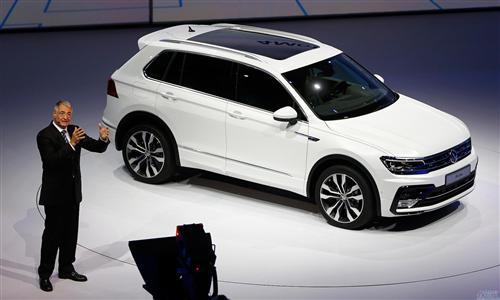 大众汽车将在本月底特律车展上带来一款插电式混合动力版途观suv,旨在