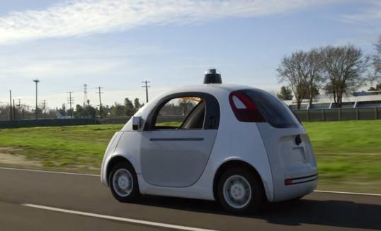 """谷歌无人车:""""三无""""汽车才是真无人驾驶"""