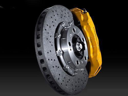 汽车刹车系统之盘式制动