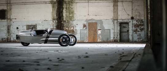 摩根电动汽车