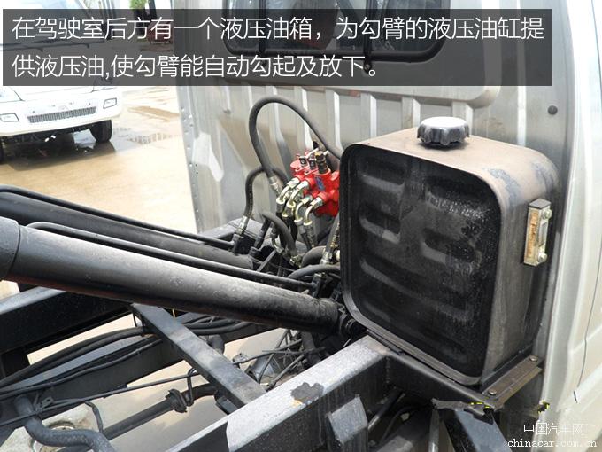 长安勾臂<a href='http://www.rlqcgs.com/LaJiChe/'>垃圾车</a>评测 上装篇2副本