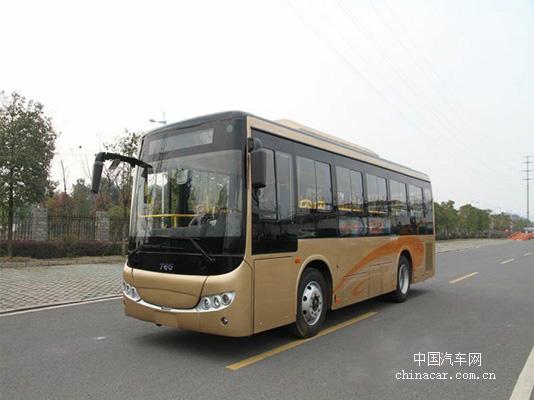 新款电动公交客车
