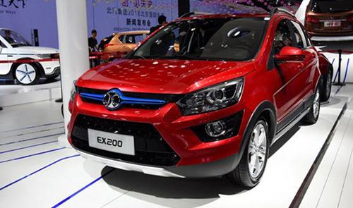 北汽EX200