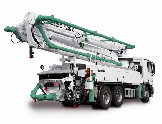 消除安全隐患 你必须知道的混凝土泵车关键部位保养