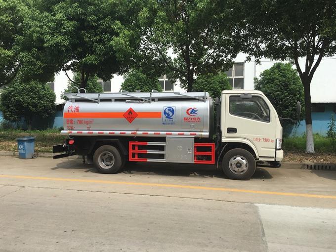 东风凯普特加油车 油罐车 专用车
