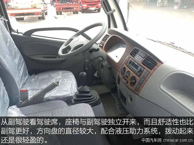 东风凯普特加油车 专用车