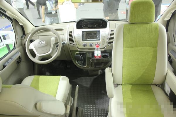 国五排放 自动挡 亲民 北京车展上你必须关注的房车高清图片