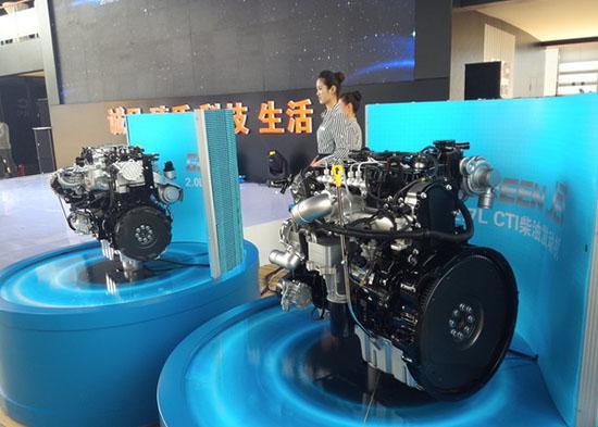 柴油机动力性能全面升级