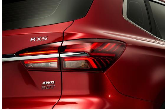 互联网SUV 荣威RX5将于8月上市高清图片