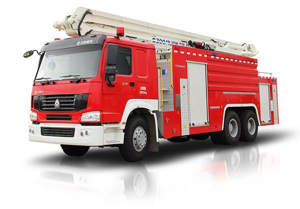 结构不合理,特种车辆严重不足的现状,业内人士介绍,国内同类别的消防