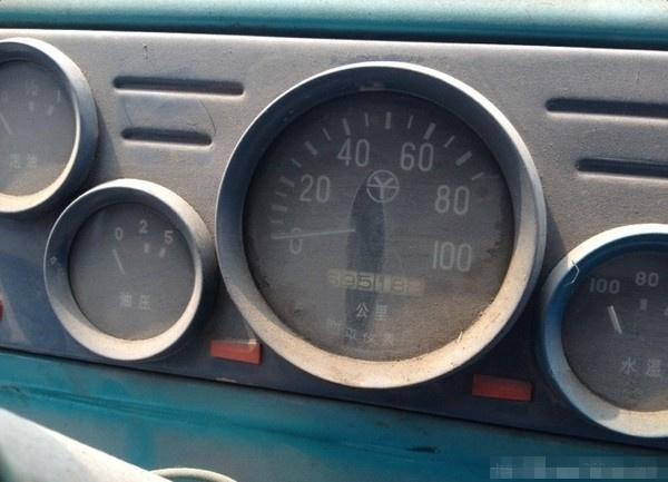 解放卡车仪表电路图