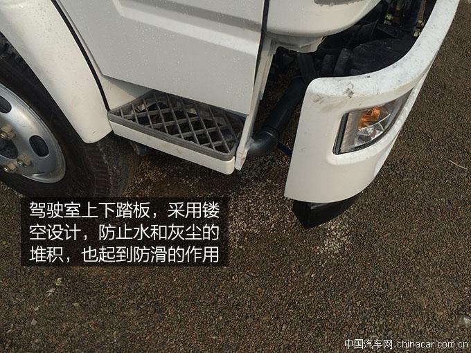 洒水车,环卫车,专用车,评测,东风特商,外观内饰 (4).JPG