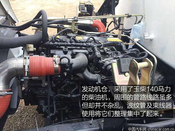 洒水车,环卫车,专用车,评测,东风特商,底盘 (10).JPG