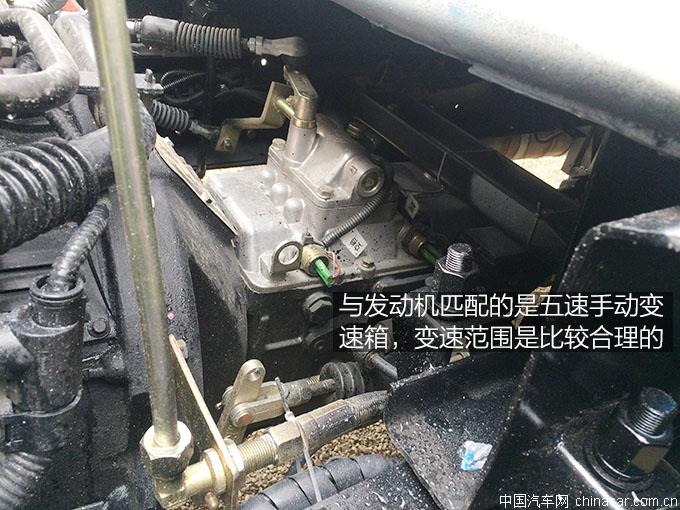 洒水车,环卫车,专用车,评测,东风特商,底盘 (12).JPG