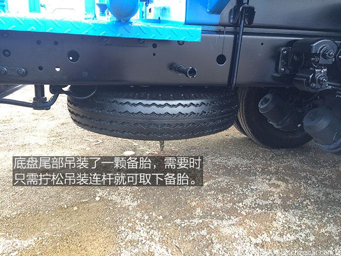 洒水车,环卫车,专用车,评测,东风特商,底盘 (5).JPG